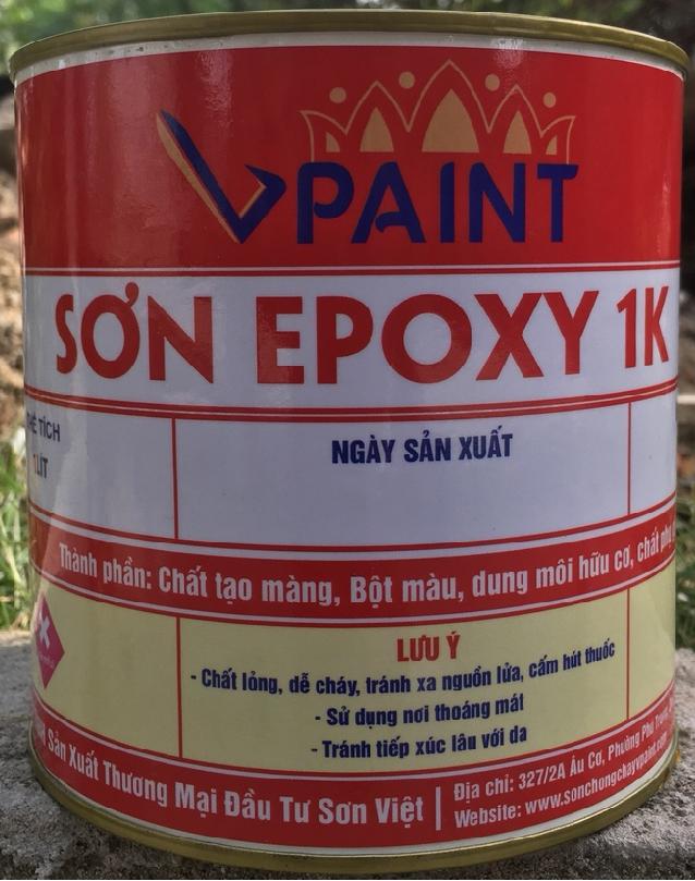SƠN VPAINT EPOXY 1K